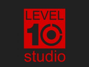Level10 studio logo