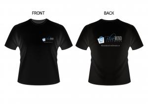 Bluemind t-shirt