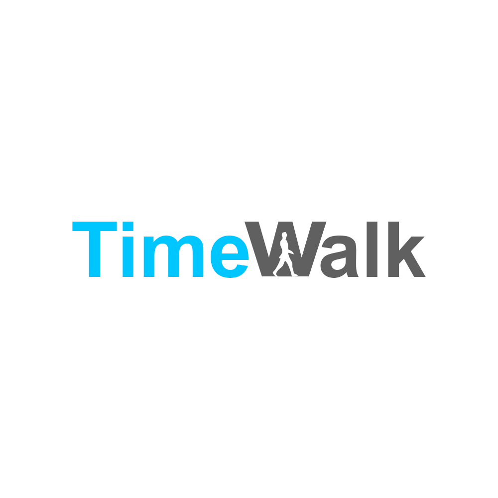 TimeWalk final logo