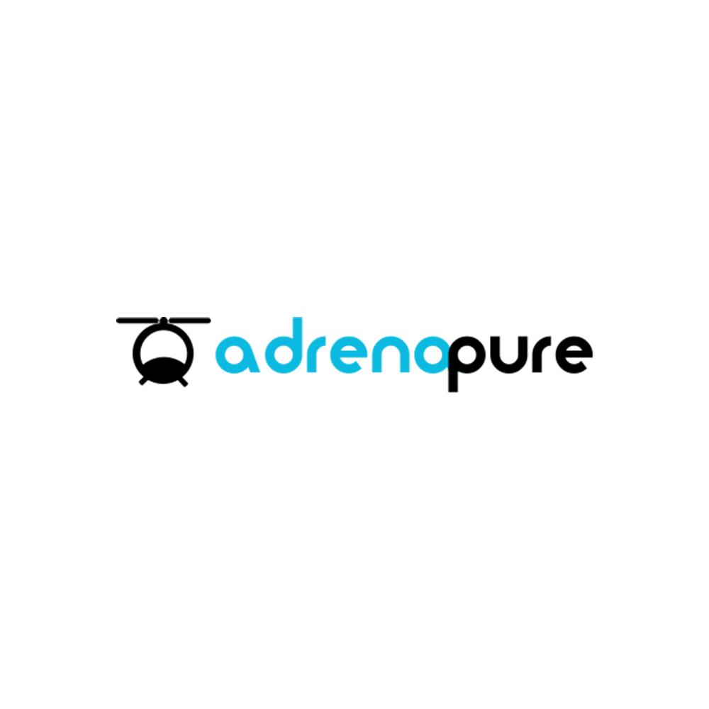 AdrenaPure – logo design