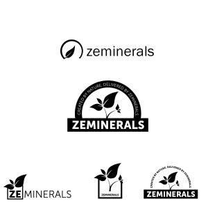 Ze Minerals – logo design